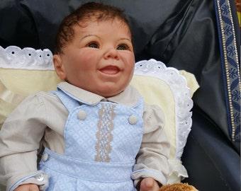 Reborn baby Frederick
