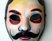 Wretch a mask painter Bandito