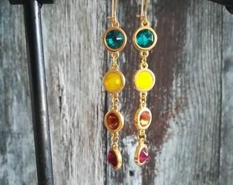 The Sunset Earrings