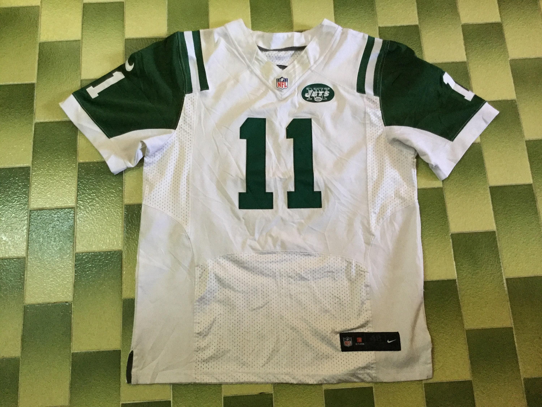 Nike On Field New York Jets Jeremy Kerley #11 Football Jersey NFL Size 48