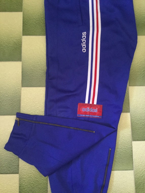 Vintage ADIDAS Sweatpants Drawstring Trackpants Ad