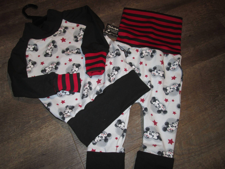 dc7714674 Kit evolutive pants sweater child s mickey pattern