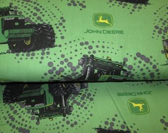 fabric cotton john deer