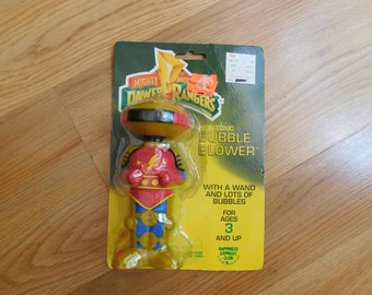 Reel and Tackle Box Still Sealed 1995 Zebco Children/'s Fishing Rod Mighty Morphin Power Rangers Theme