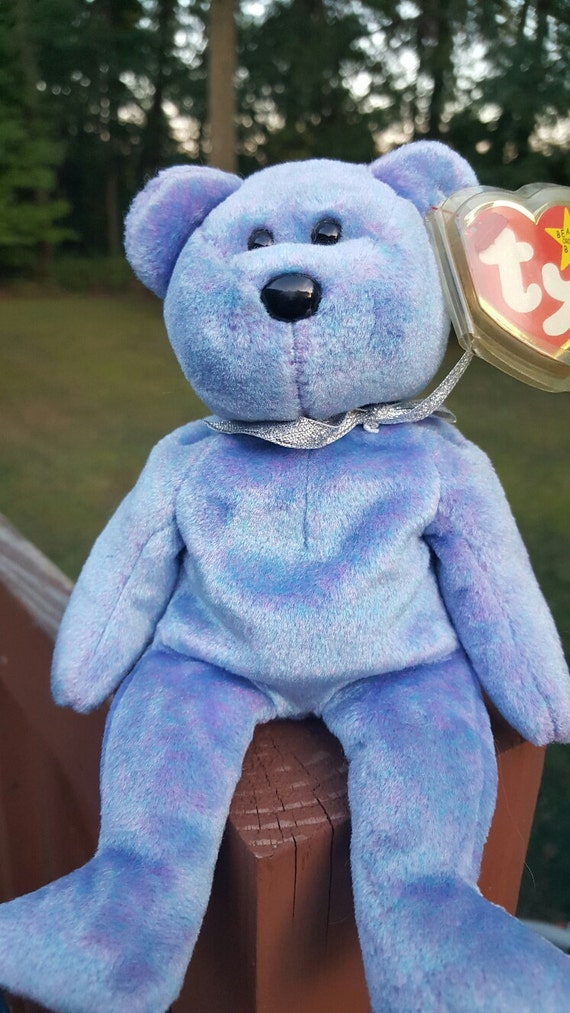 7820cd67d6d Ty Beanie Baby CLUBBY II Collectibles Retired Beanie