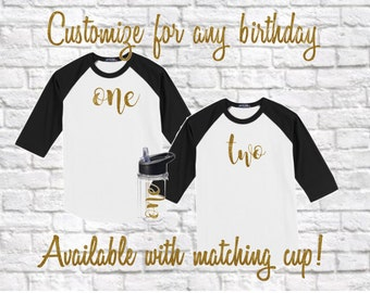 1212bee44e8 Toddler Birthday Shirt - First Birthday Shirt -Baby First Birthday Raglan -  1st Birthday Shirt -Family Birthday Shirt Set