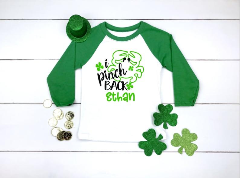 3b95e9cd Boys St Patricks Day Shirt Boys St Patricks Day T Shirt St | Etsy