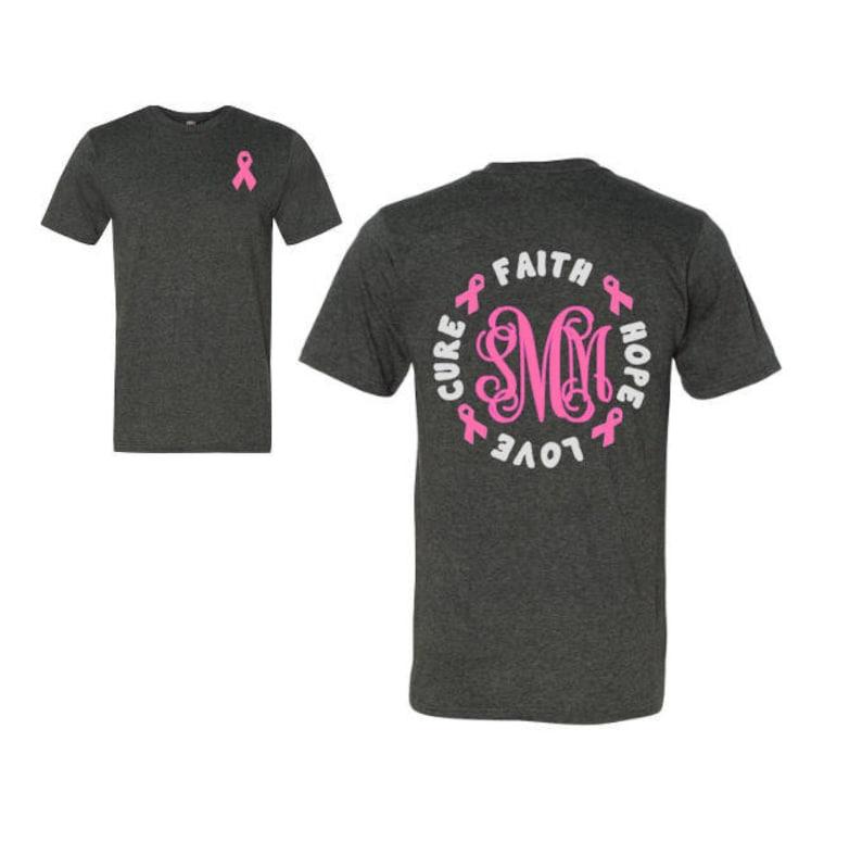 a7f8aef5 Breast Cancer Shirt Breast Cancer TShirt Breast Cancer   Etsy