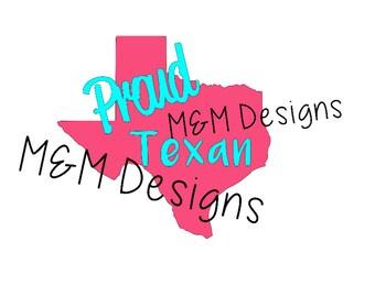 280431c6ec751 Proud Texan svg