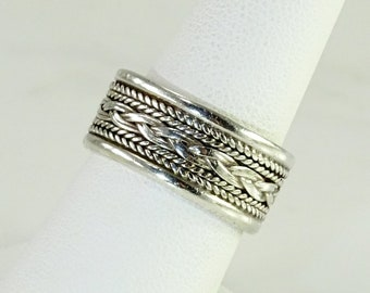 e1c52c92da56b Vintage thumb rings   Etsy