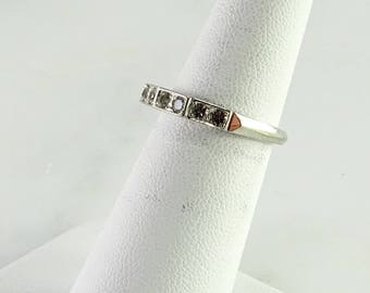Sterling Stack Ring Size 6