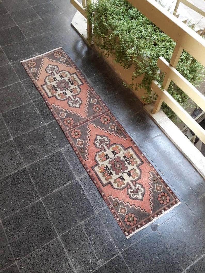 Küche Läufer Teppich, Oushak Läufer Teppich, 1,6 x 6,7ft kostenloser  Versand türkischen Läufer Teppich, kleine Läufer Teppich, Läufer Teppich,  Teppich ...