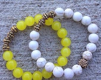 Spring Time Bracelet Set