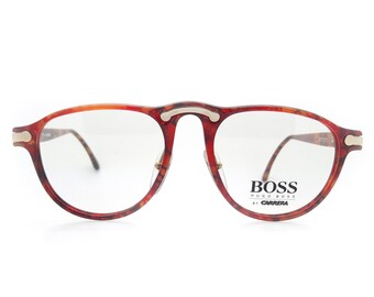Genuine 1990s Hugo Boss by Carrera 5111 13 Vintage Glasses // Made in Germany // New Old Stock