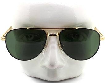 Vintage Divel Italia by Trevi Mod Speedy Col 05 90s Round Sunglasses  1990s Designer Sunglasses