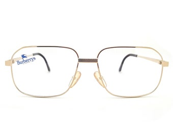 912d465434c Genuine 1980s Burberry B8822 002 Vintage glasses    Made in Austria    New  Old Stock