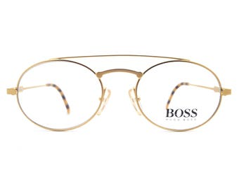 e7bf4ddfff3 Genuine 1980s Hugo Boss By Carrera 5144 40 Vintage Glasses    Made in  Austria    New Old Stock