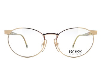 3f30fc2677 Genuine 1980s Hugo Boss by Carrera 5131 40 Vintage Glasses    Made in  Austria    New Old Stock