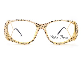 d2bceeedd3a23 Genuine 1980 Paloma Picasso 3719 40 Vintage Eyeglasses Frame    Made in  Austria    New Old Stock