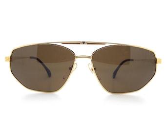 Genuine 1980s Roman Rothschild R1040 Vintage Sunglasses // Made in Switzerland // New Old Stock