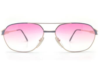 Genuine 1980s Cottet 2660 P514620 Vintage Sunglasses // Made in France // New Old Stock