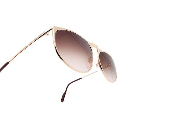 Vintage Alpina FM92 1119200 Aviator 80s Sunglasse… - image 1