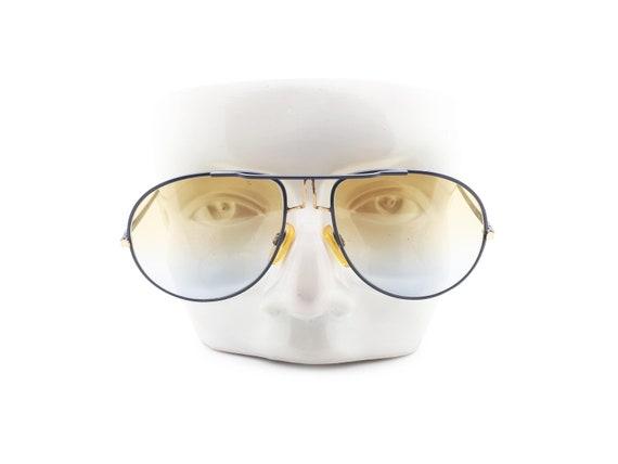 Vintage Rodier M97 Col 306 80s Sunglasses // 1980s