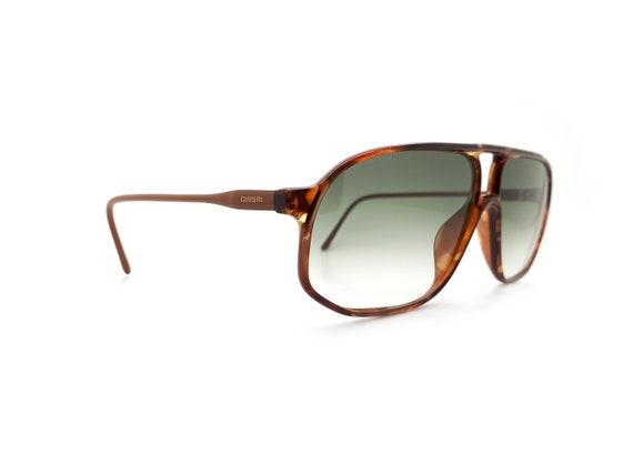 Vintage Carrera 5325 11 Aviator 80s Sunglasses //… - image 3