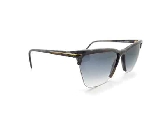 80s Vintage Versace Cat Eye Sunglasses,  Gianni V… - image 8