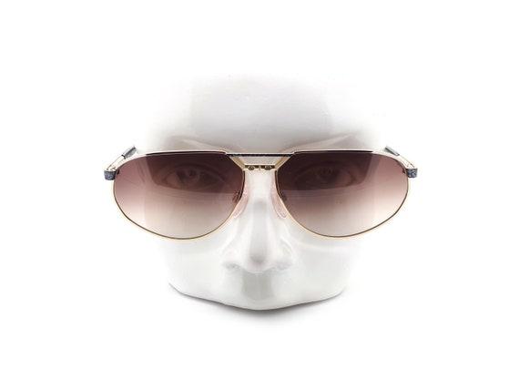 Vintage Alpina FM15 Aviators 80s Sunglasses,  // … - image 1