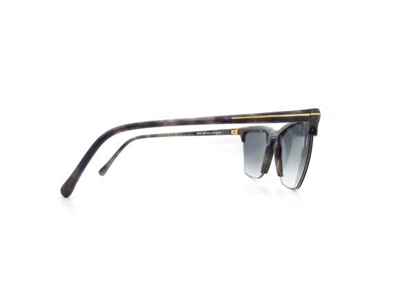 80s Vintage Versace Cat Eye Sunglasses,  Gianni V… - image 10