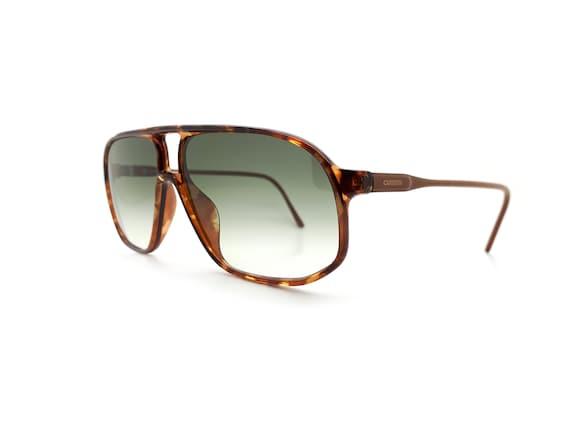 Vintage Carrera 5325 11 Aviator 80s Sunglasses //… - image 1