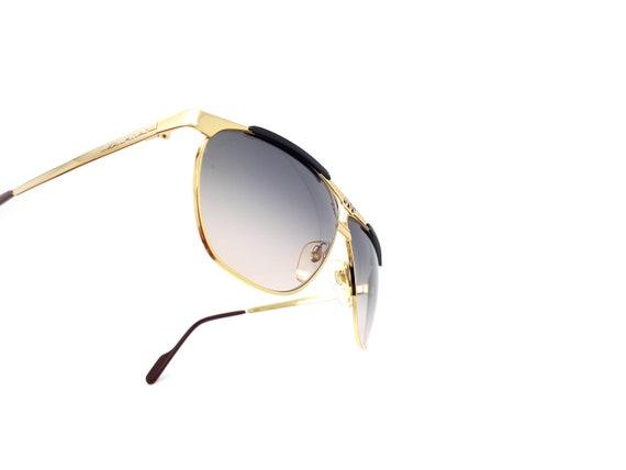 Vintage Alpina TF34 2223103 80s Aviator Sunglasses