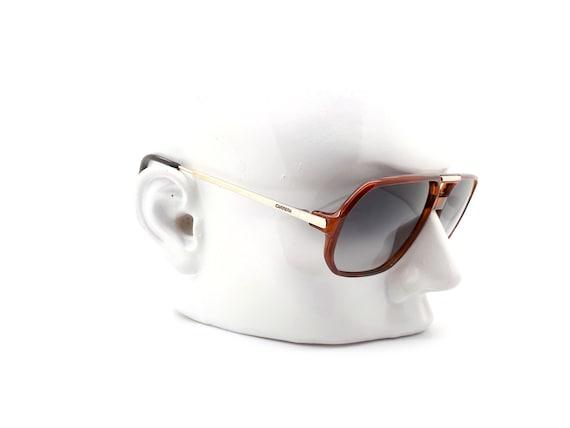 Vintage Carrera 5311 11 Aviator 80s Sunglasses //… - image 9