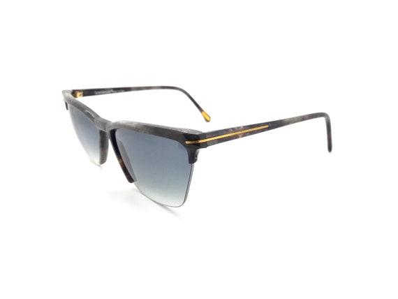 80s Vintage Versace Cat Eye Sunglasses,  Gianni V… - image 7