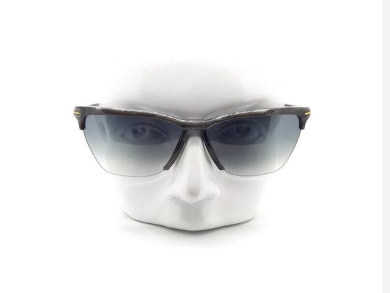 80s Vintage Versace Cat Eye Sunglasses,  Gianni V… - image 1