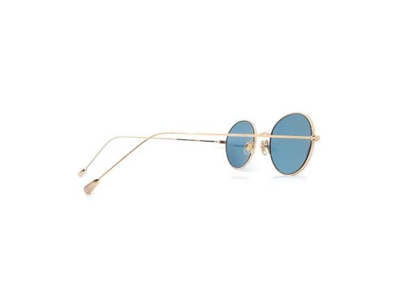 1990s Vintage Round Sunglasses, Conti Lennon 15 L… - image 7