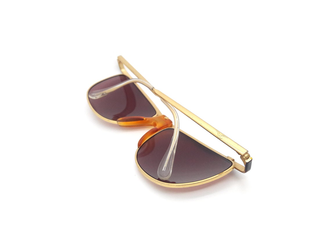 1970s Tura Chips 6 25 Vintage Sunglasses // Authentic 70s New Old Stock Sunglasses