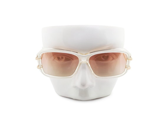 Vintage Cazal Mod 173 col 180 80s Sunglasses // 1… - image 10