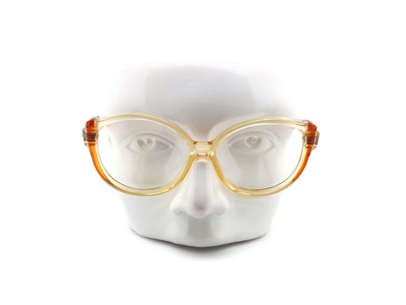 Vintage Chloe 2739 M2 80s Glasses Frames // 1980s