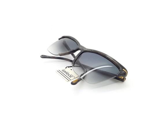 80s Vintage Versace Cat Eye Sunglasses,  Gianni V… - image 5
