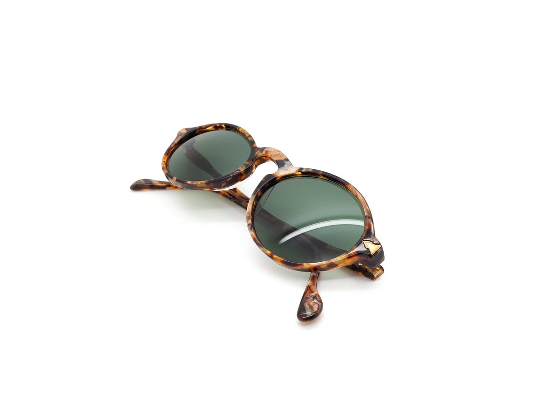 Vintage Oval 80s Sunglasses, Haute Couture 3669 3 // 1980s New Old Stock Sunglasses