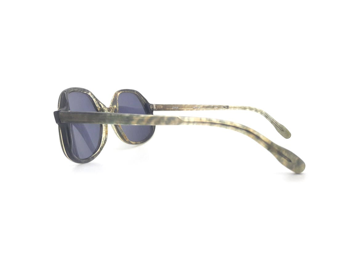 Vintage 80s Large Womens Sunglasses, O Fashion 01515 Sunglasses // Boho Sunglasses // New Old Stock