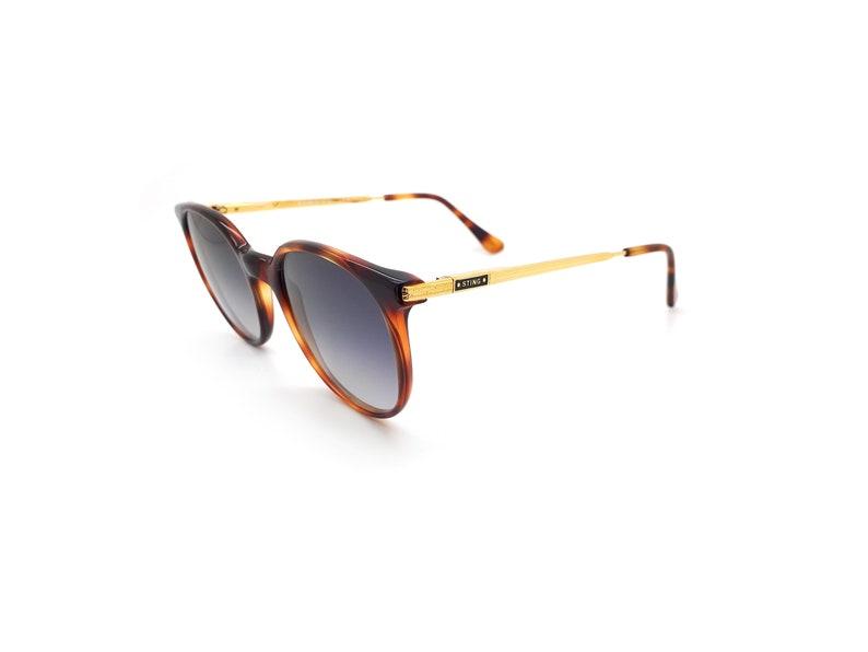 Vintage Sting Mod 152 Col 03 90s Sunglasses  1990s Designer Sunglasses