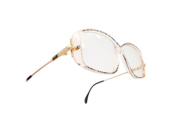 Vintage Cazal Mod 160 Col 194 80s Glasses Frames /