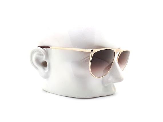 Vintage Alpina FM92 1119200 Aviator 80s Sunglasse… - image 8