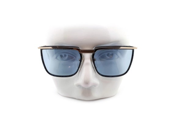 Vintage Carrera 5376 45 Sunglasses // 1990s Deadst
