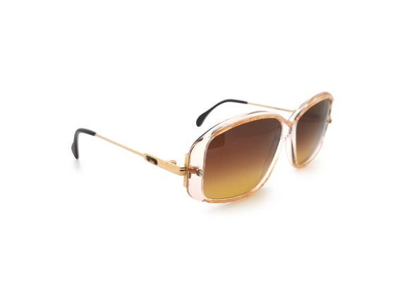 Vintage Cazal Mod 160 Col 193 80s Sunglasses // 1… - image 3