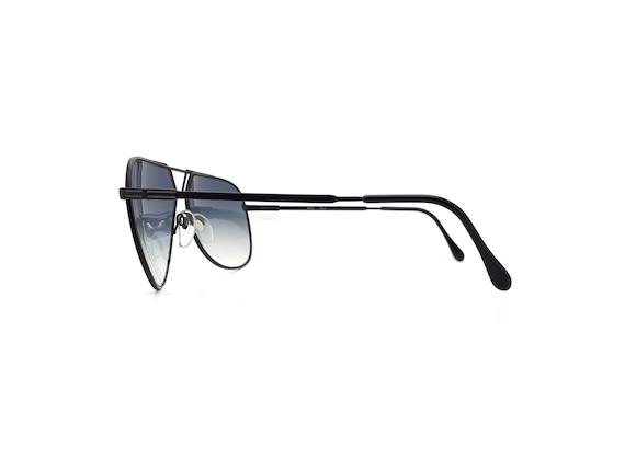Luxottica 7053 Vintage Aviator 80s Sunglasses,  /… - image 6