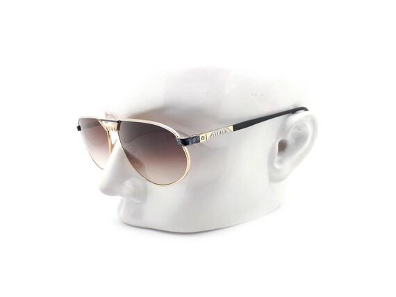 Vintage Alpina FM15 Aviators 80s Sunglasses,  // … - image 9